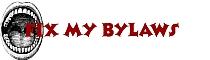 Fix My Bylaws logo